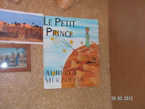 Merzouga: le petit prince