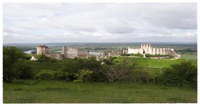 Visite du Château Gaillard
