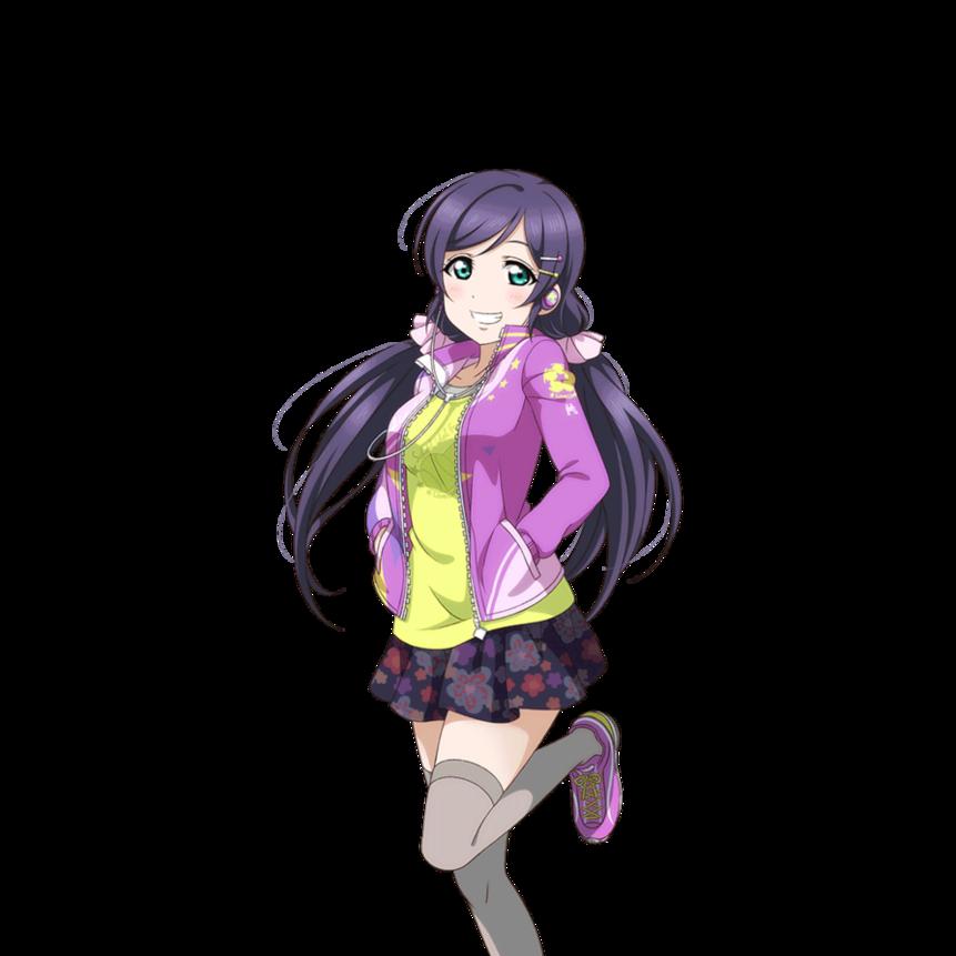 [#Render] Nozomi Tojo by mimi08yy