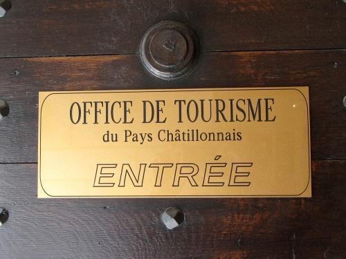 La Maison Philandrier, nouveau siège de l'Office de Tourisme du Pays Châtillonnais...