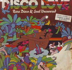 V.A. - Disco Love . Vol.1 - Complete CD
