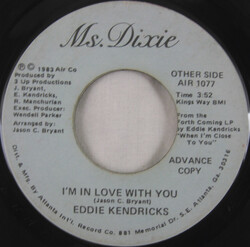 Eddie Kendricks - I'm In Love With You