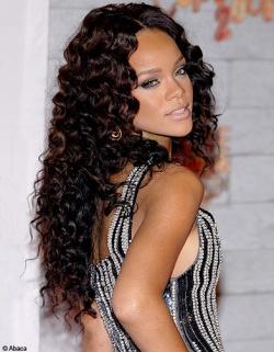 Rihanna...