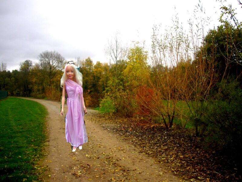 Sabine au Parc
