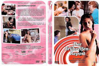 Frühreifen-Report / Early awakening report / 14 and Under. 1973. DVD.