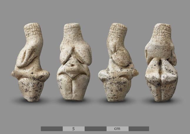 Les « Vénus» préhistorique de Renancourt