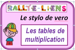 Apprendre et r viser les tables de multiplication le for Methode apprentissage table de multiplication