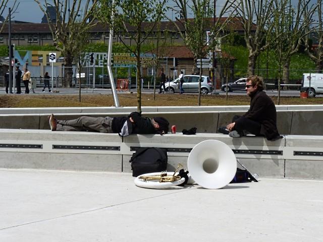 La fanfare à Metz 3 Marc de Metz 2011