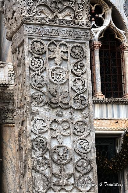 Façade de la Cathédrale St Marco