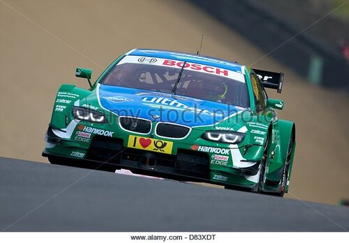 BMW Team RBM BMW M3 V8