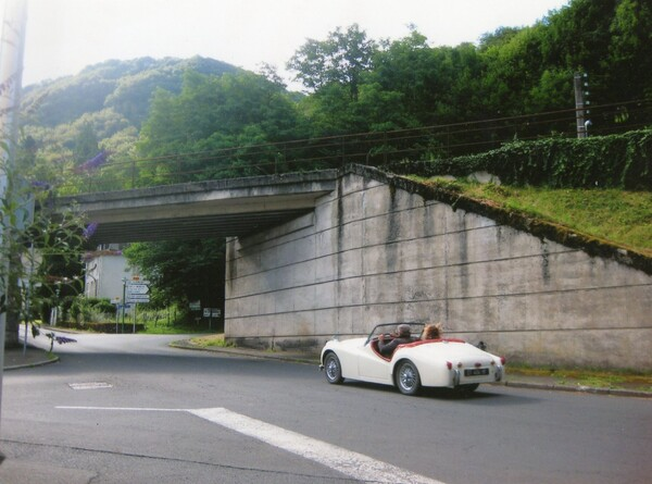 Défi n° 210 : une vieille voiture