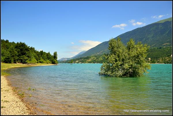 2013.07.05 (Lac du Monteynard, passerelle himalayenne de l'Ebron) Isère