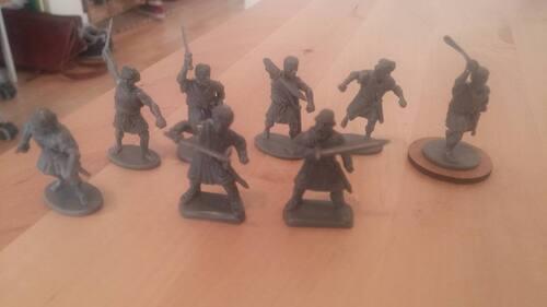 Gangs Of Cyrène : Ediles Romains