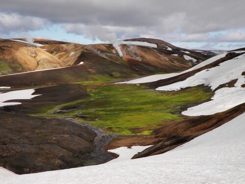 La Vallée des Fumerolles