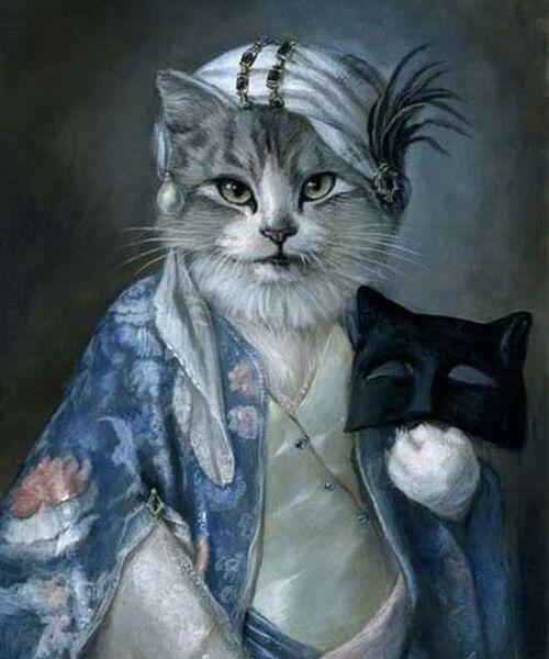 Peintre animalier M.C