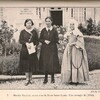Une aveugle, Marthe Heurtin et soeur St Louis