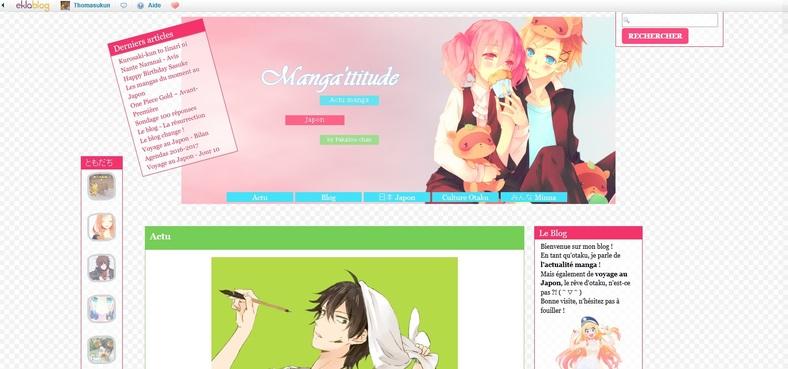Actu partenaire :Manga'ttitude