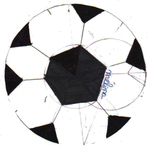 Le ballon de foot