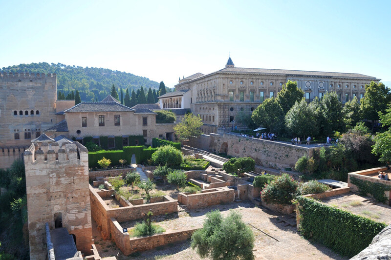 Grenade, l'Alhambra