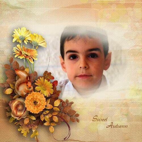 Kit Journée d'automne