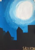 La ville dans la nuit