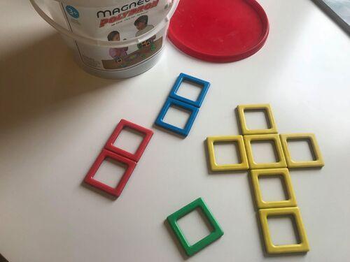 Les développements du cube