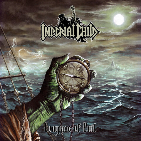 IMPERIAL CHILD - Infos et extrait du premier album Compass Of Evil