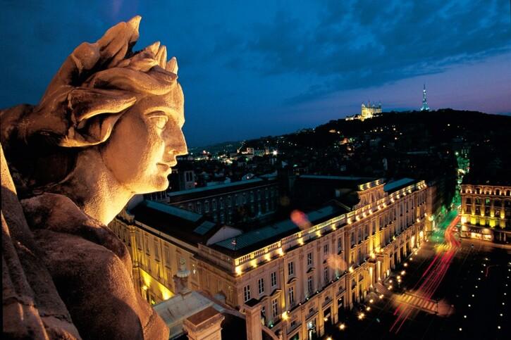 Photos-Villes du Monde 3:  Prendre son temps à Lyon