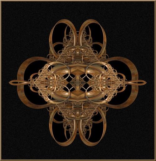 Création numérique N 99 Logiciel Incendia finition Photofiltre .