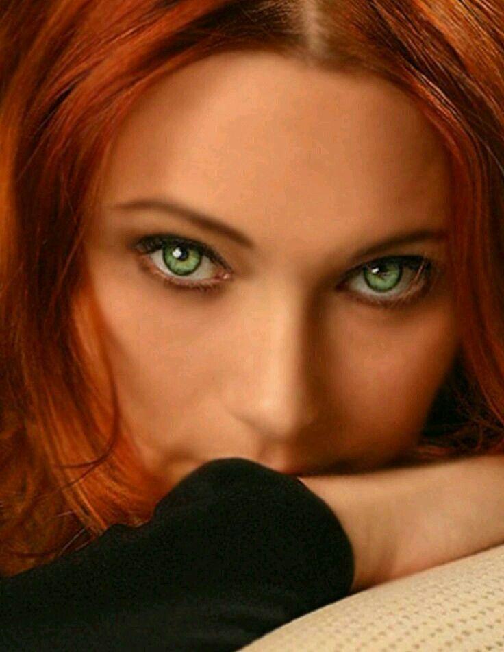 """Résultat de recherche d'images pour """"fille cheveux roux yeux vert"""""""
