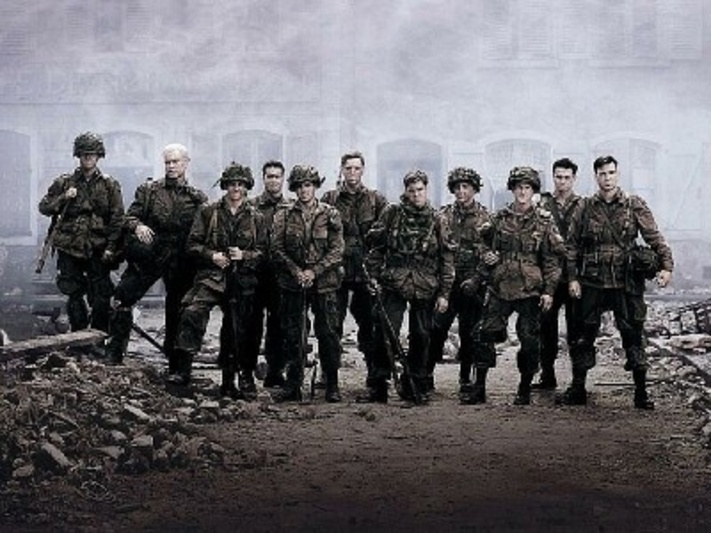 Photo de Band of Brothers : Frères d'armes