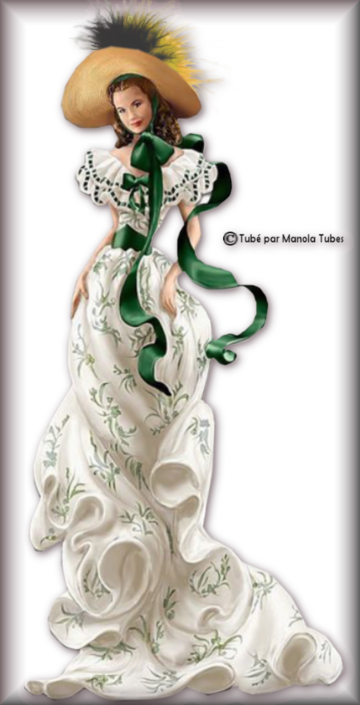 Tube Femme vintage en robe 2978