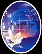 Miroir de L'Univers mille Reflets de Paix