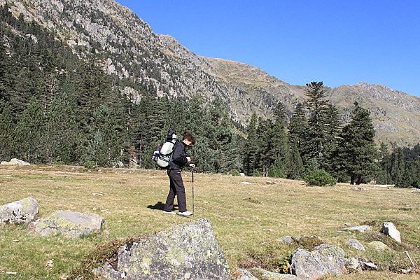 rando octobre 2010, la vallée du Marcadau 6