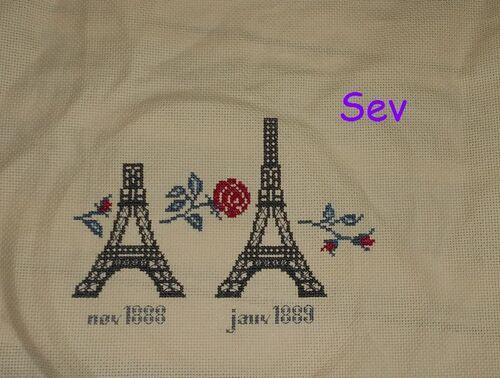 Naissance d'un monument parisien (4)