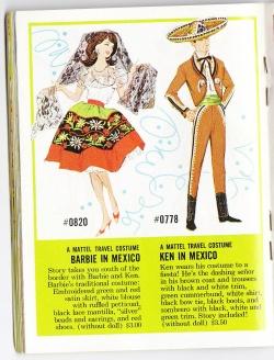 Barbie au Mexique