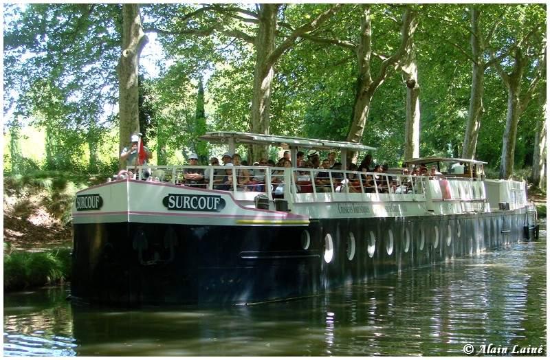 Canal du Midi - Port Lauragais
