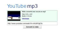Télécharger une video ou une chanson sur Youtube