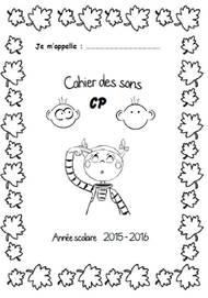 Pages de garde 2015 -2016