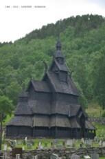 Borgund-stavkirke