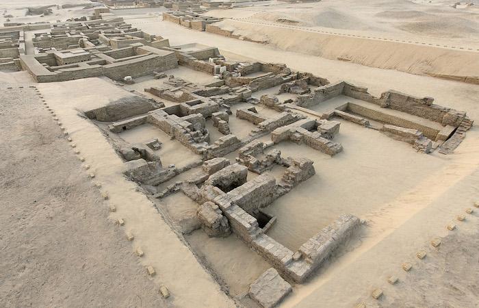 Tebtynis, à la recherche des premiers chrétiens - Terre Sainte