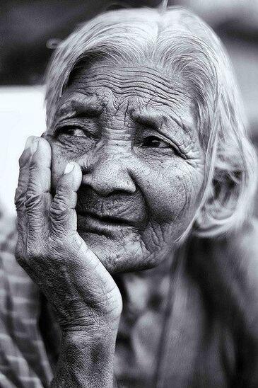 Mélancolie chez les vieilles dames