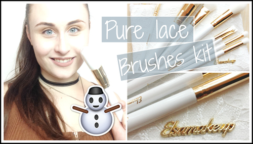 ♡ Pure Lace Kit Elsamakeup First Impressions ♡
