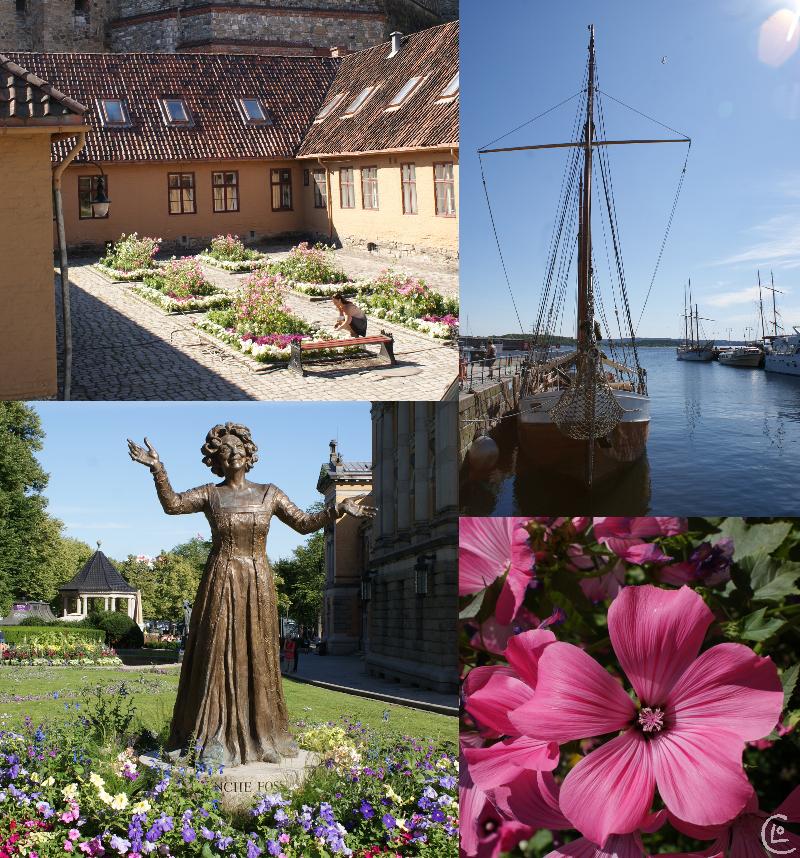 Voyage en Norvège - Visite d'Oslo ♥