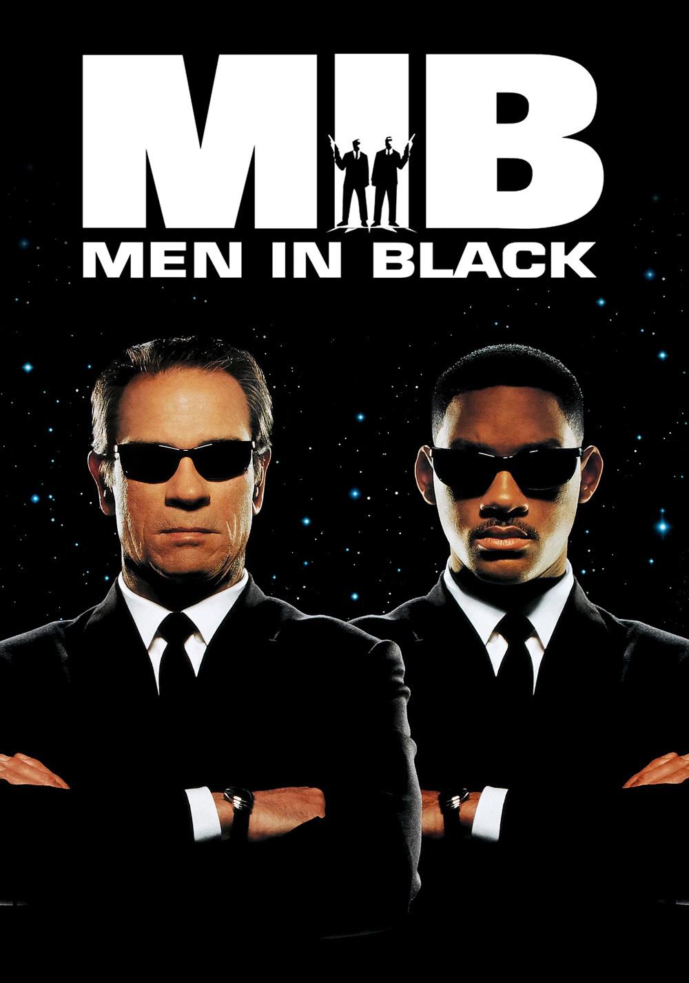 Men in Black (1997) — Chacun Cherche Son Film
