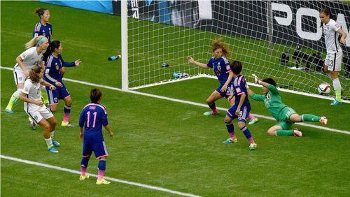 Les Japonaises s'inclinent en finale