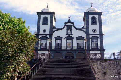 Madère : l'église Del Monte ... n 31
