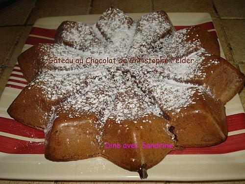 Gâteau au Chocolat de Christophe Felder 5