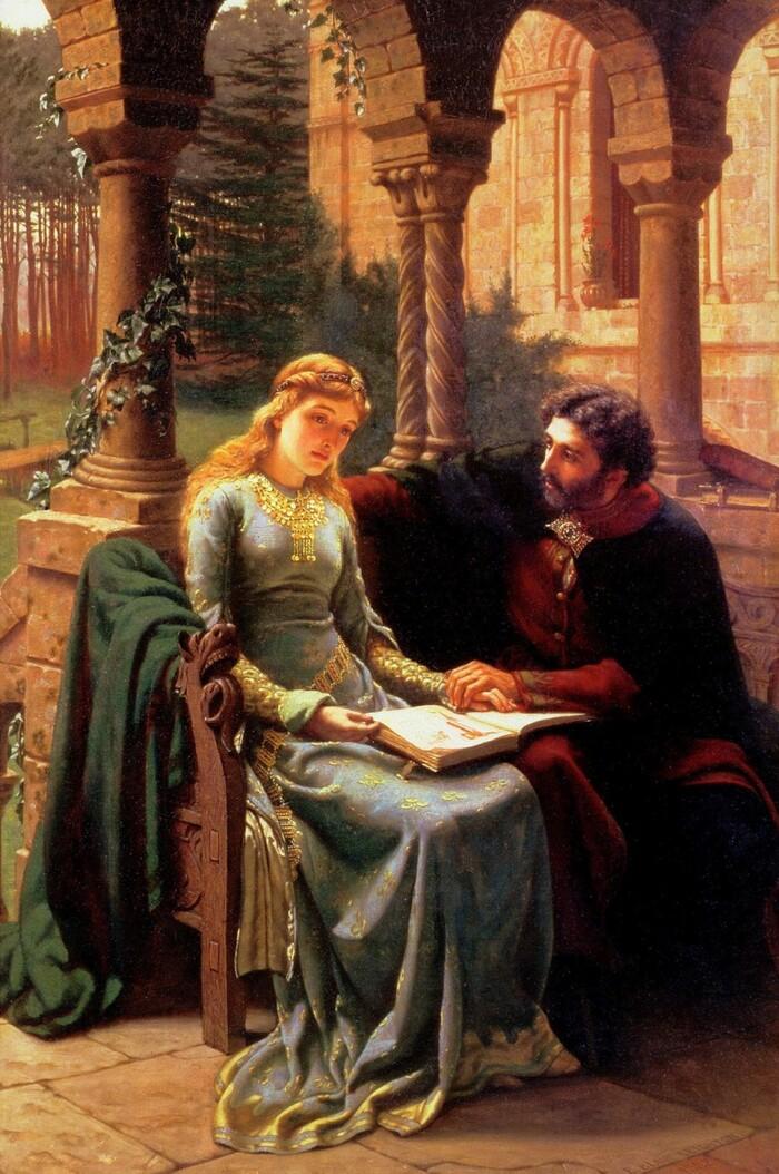Héloïse et Abélard, la légende des amants maudits