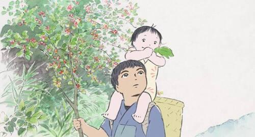 Le Conte de la Princesse Kaguya (Film)